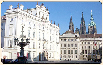 Prague Castle Tour - Hradcany Quarter
