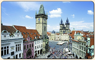 Prague Tour - Old Town